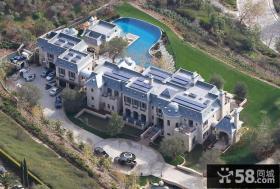地中海风格豪宅别墅图片