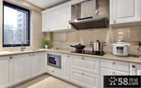 简约宜家风格小户型厨房装修设计