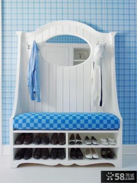 创意小鞋柜家具设计