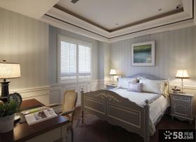 简约北欧风格室内卧室图大全