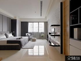 现代时尚简约卧室装修