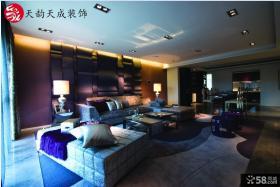 现代风格客厅沙发效果图欣赏
