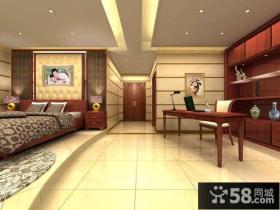 70万打造的豪华欧式风格卧室装修效果图