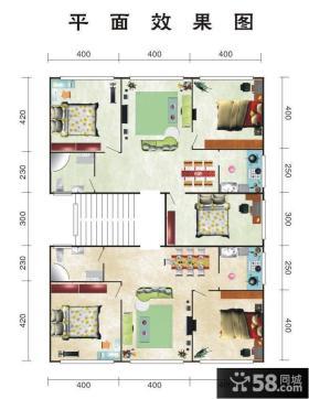 复式房屋设计图片