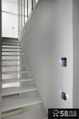 简约农村别墅楼梯装修