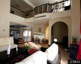 复式客厅装修设计