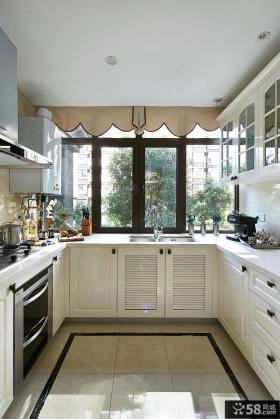 欧式家居阳台厨房装修图片欣赏