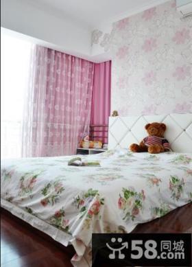 温馨卧室壁纸装修效果图欣赏