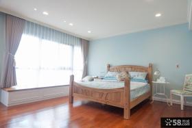 宜家卧室超简单飘窗装修效果图