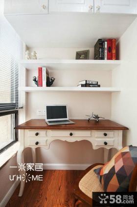 美式风格70平米一居室内装修图片