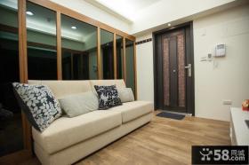 现代家庭设计室内小户型