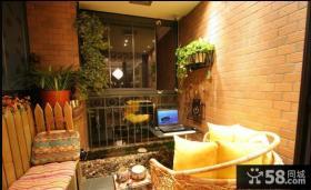 小阳台设计图片