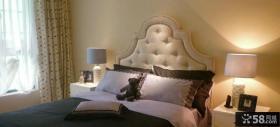现代卧室设计效果图片大全