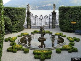 豪华别墅庭院景观设计
