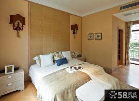 卧室墙面颜色效果图大全图片