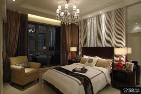 新古典设计装修卧室图片
