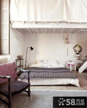 小复式楼卧室装修效果图