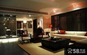 新中式沙发图片