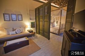 中式别墅设计实景图