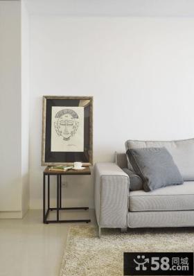 简单家庭装饰画图片