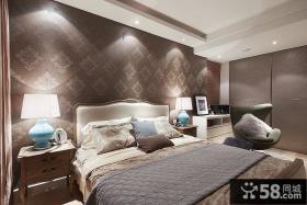 田园风格美式装修卧室设计