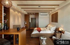 美式装修两居室欣赏大全