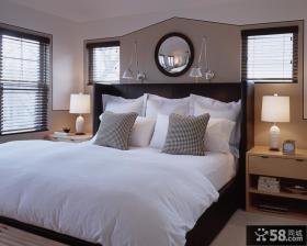 小户型卧室软床图片