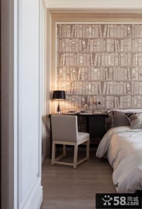 现代家庭卧室灯具图片欣赏