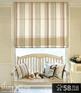 阳台窗帘装修效果图大全2013图片