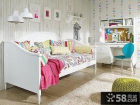 家装设计室内儿童房效果图欣赏