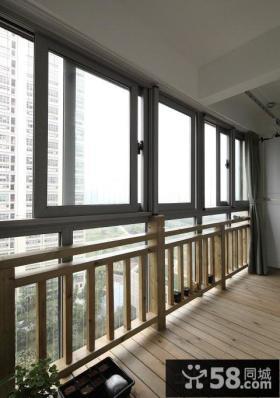 家庭设计室内阳台图片大全