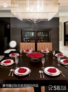中式风格餐厅吊灯造型设计