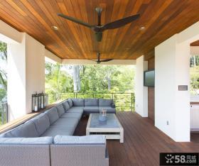 家居生活阳台装修设计