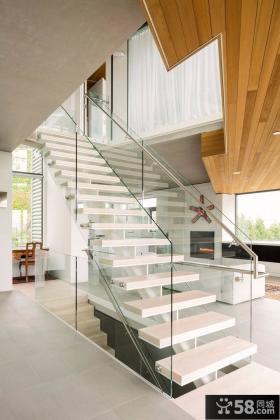 小跃层楼梯装修效果图