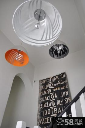 走廊吊顶灯饰效果图