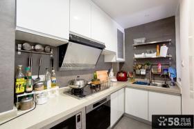简约风格家居厨房室内装饰图片
