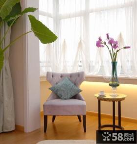 客厅小阳台装修效果图欣赏