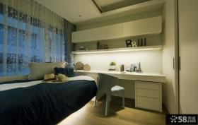 简约风格8平米男儿童房间装修设计