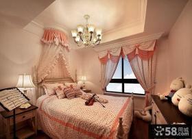 公主卧室吊顶效果图
