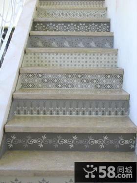 现代创意楼梯装饰案例
