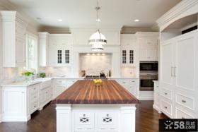 欧式厨房装饰图片