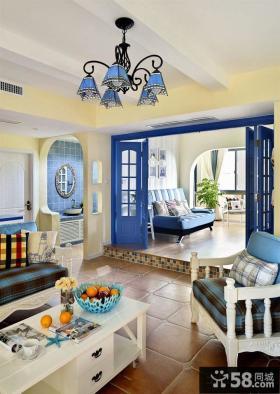 地中海风格别墅装修图片欣赏