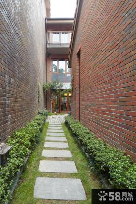 新中式别墅庭院设计