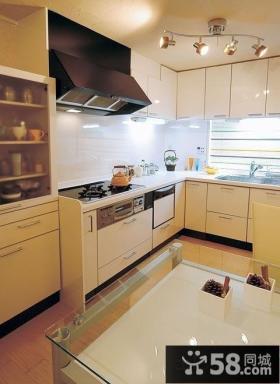 小户型开放式厨房设计