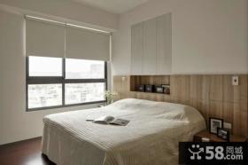 北欧风设计卧室