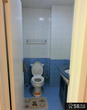 小面积卫生间内墙瓷砖效果图