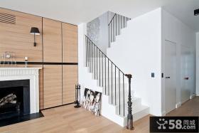 复式楼楼梯装饰效果图片