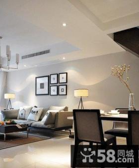 现代风格小复式房装修设计