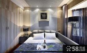 时尚现代风格室内卧室装修