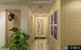 走廊吊顶装饰图片